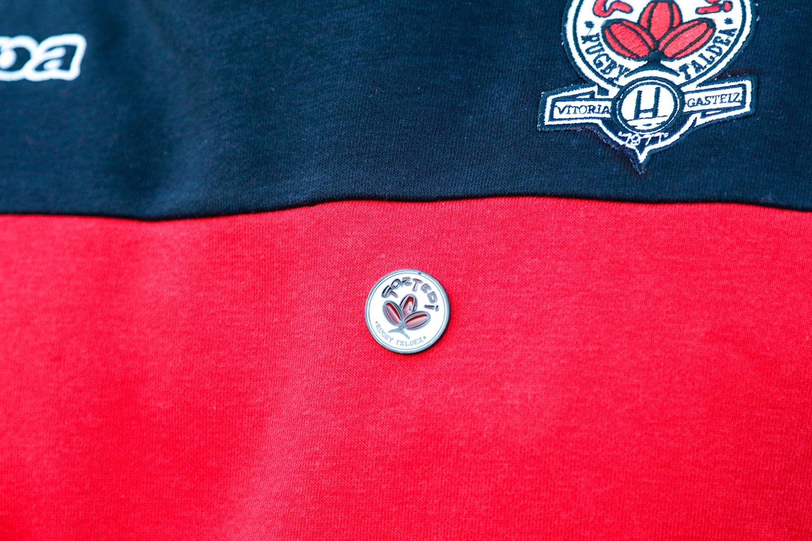 """Pin """"Gaztedi Rugby Taldea"""" Image"""
